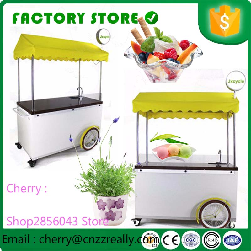 Factory Price High Quality Hot Dog Cart Food Cart For Sale