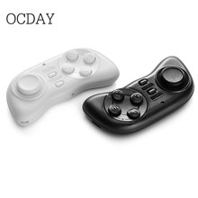 PL 608 mini portátil bluetooth 3.0 gamepad controlador de jogos para android ios smartphone tablet pc