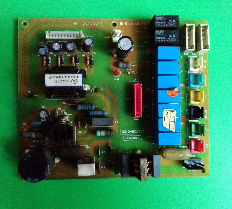 0010450703 110QD.PCB Good Working Tested