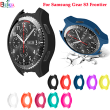 watch case For samsung Gear S3 Frontier protective All-Around protection screen Prevent scratching prevent falling