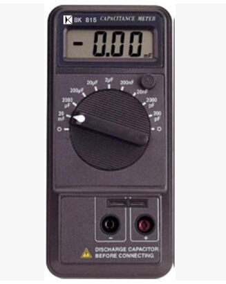 цена BK815 Digital Capacitance Meter With Range 0.1pF to 20mF