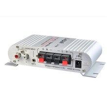 XPFHigh-Qualité Sonore Mini Salut-fi Audio Stéréo Amplificateur 12 V 20 W RMS X2 Amp Pour La Maison De Voiture Livraison gratuite NOM10