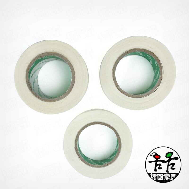 Watercolor Masking Tape, Masking Paper, White Painting Tapeles Crepe Tape