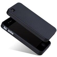 X-Уровень Опекуна Ультра тонкий Мягкий Матовый Чехол для ТПУ Apple iPhone 4S 4 Скраб Задняя Крышка для iPhone 4 4S Силиконовый Чехол Капа Fundas