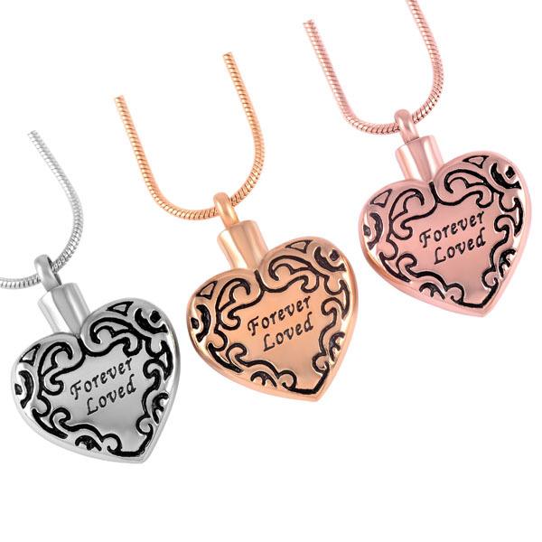 Forever Loved Urn Necklace