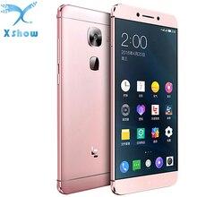 "100% Original Letv LeEco Le 2X620 MTK6797 Deca Core FDD LTE Teléfono Celular Android M 5.5 ""3 GB 16/32 GB 1920X1080 Huella Digital de 16.0MP"