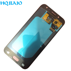 Image 2 - Super Amoled LCD Screen For Samsung J530 J5 Pro 2017 J530Y Touch Screen Digitizer LCD Display For Samsung Galaxy J5 Pro J530F