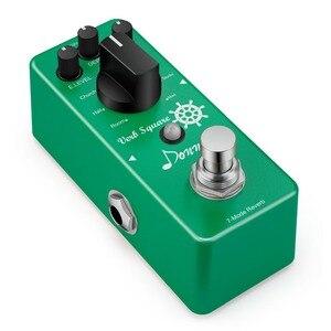 Image 2 - Donner Reverb guitare pédale verbe carré 7 Modes réverbération effet numérique pédales véritable contournement accessoires de guitare