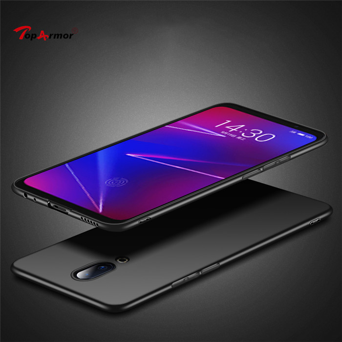 Matte Soft TPU Silicone Frosted Cover For MeiZu Pro 5 Pro 6 Pro 7 Plus 15 15 Lite 16 16 Plus 16X A5 MX5 MX6 Airbag Mobile Cases