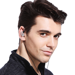 Image 5 - Oeiginal QKZ VK1 4 Dinamik Hibrid Kulak Kulaklık HIFI DJ Monito Koşu Spor Kulaklık 5 Sürücü Ünitesi Kulaklık Kulaklık ZS6 ZS10