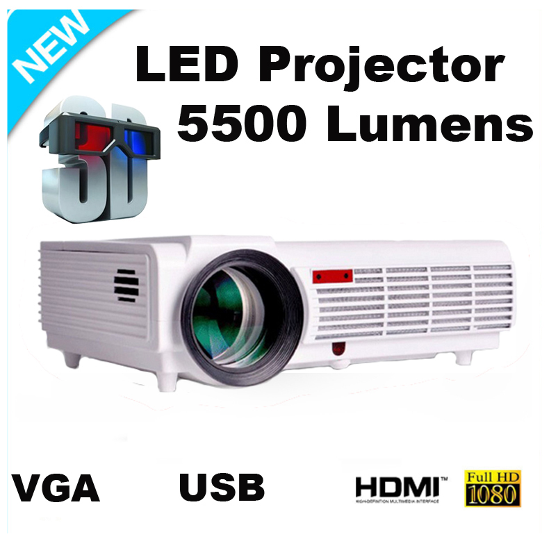 Led Lcd Projector X7 Home Cinema Theater Multimedia Led: Led96 1280*800 Lcd Led TV Projector For Home Theatre