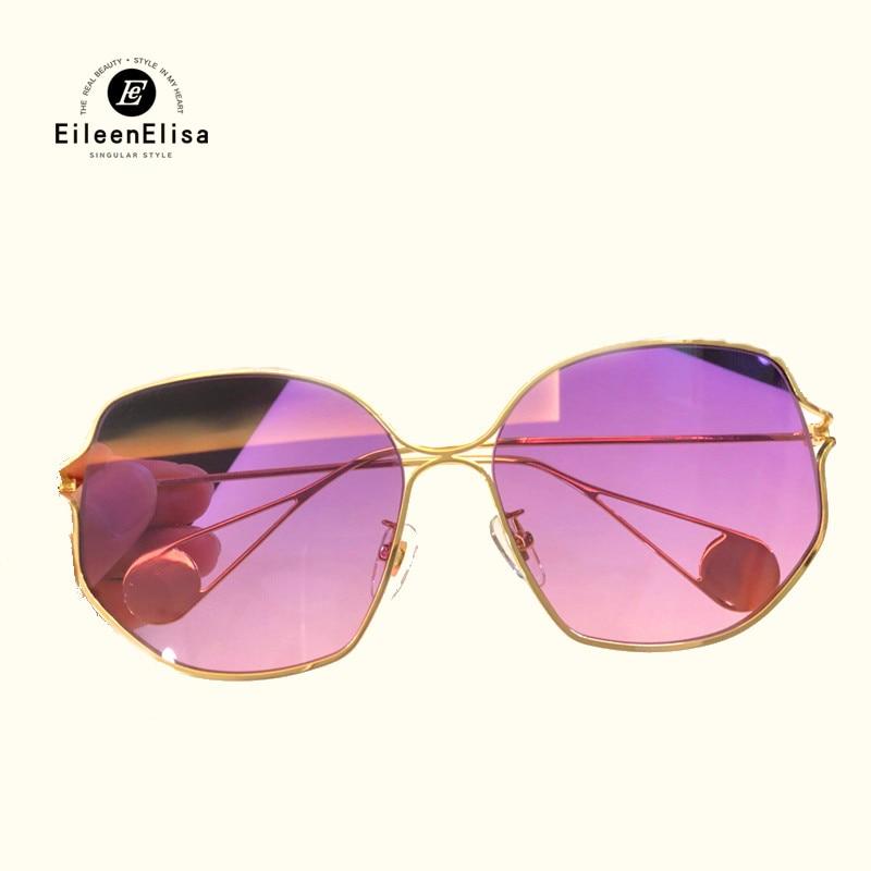 no 3 1 No Polarisierte Sonnenbrille Runde Mit Marke Mode no Frauen Qualität 4 no Rahmen 2 5 Design Hohe Legierung Fall no 2018 Weibliche SRxnqp