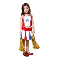 Children Academic Dress Primary School Uniforms Set Kid Student Costumes Baby Girl Boy Performance Graduation Cheerleader