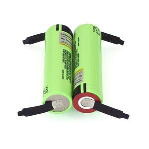 Image 3 - Liitokala Original NCR18650B 3.7 v 3400 mah 18650 Lithium Rechargeable Battery Welding Nickel Sheet batteries wholesale