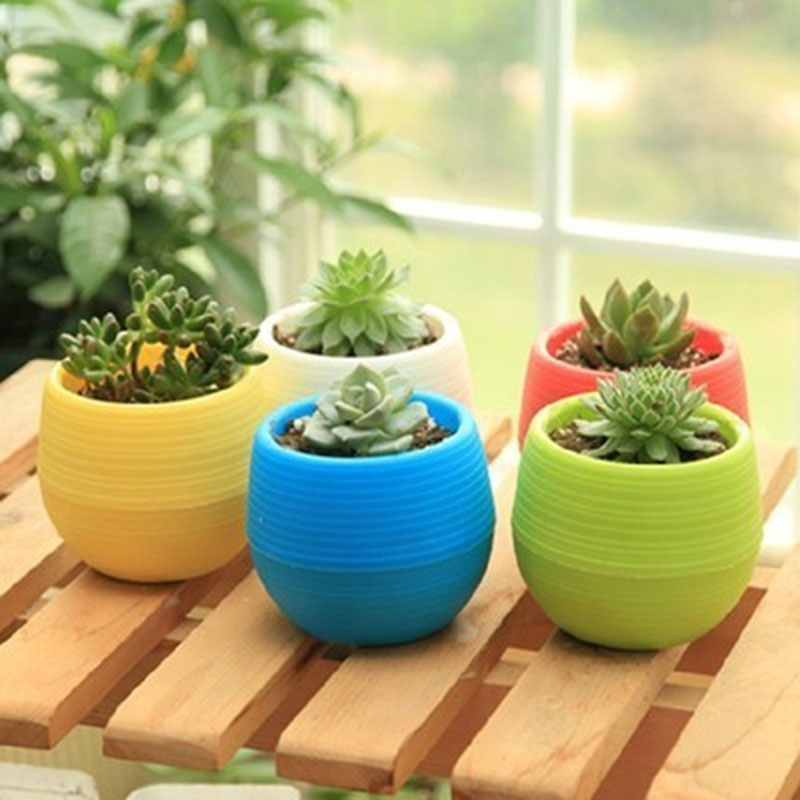 Online Buy Wholesale Plastic Garden Pots From China