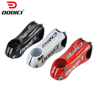 DODICI Pro Carbon Fiber MTB Bicycle Stem Handlebar Clamp 31.8mm Carbon Stem Road Bike Stem Cycling 10 Degree 80/90/100/110/120mm