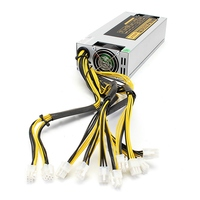 1600W Mining Power Supply 160 240V 9A Efficiency More Than 90 Computer Power Supply With Power