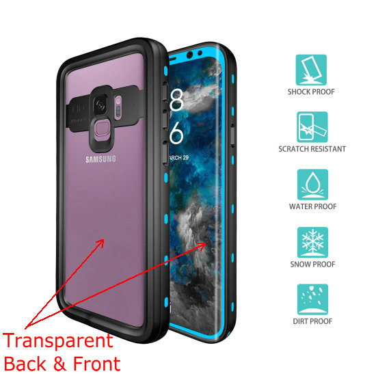 samsung s9 waterproof case (7)lank blue__