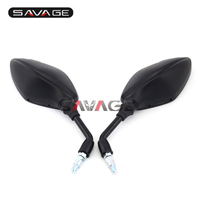 For YAMAHA FZ 6/FZ 8/FZ 1/MT 01/MT 03/XJ6/XJR 1200/XJR 1300 Motorcycle E9 Certification Brand New Pair Of Rear Mirrors
