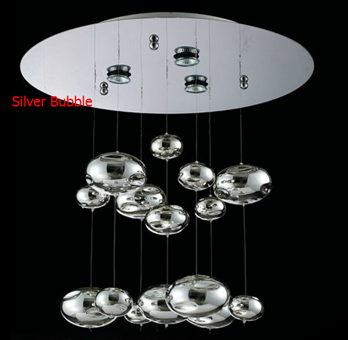 Height 120cm Murano Due Bubble Glass Ceiling Lamps Vintage Lampshade     Height 120cm Murano Due Bubble Glass Ceiling Lamps Vintage Lampshade  Decoration Bedroom Chandelier Restaurant Fixtures 110 220V in Ceiling Lights  from