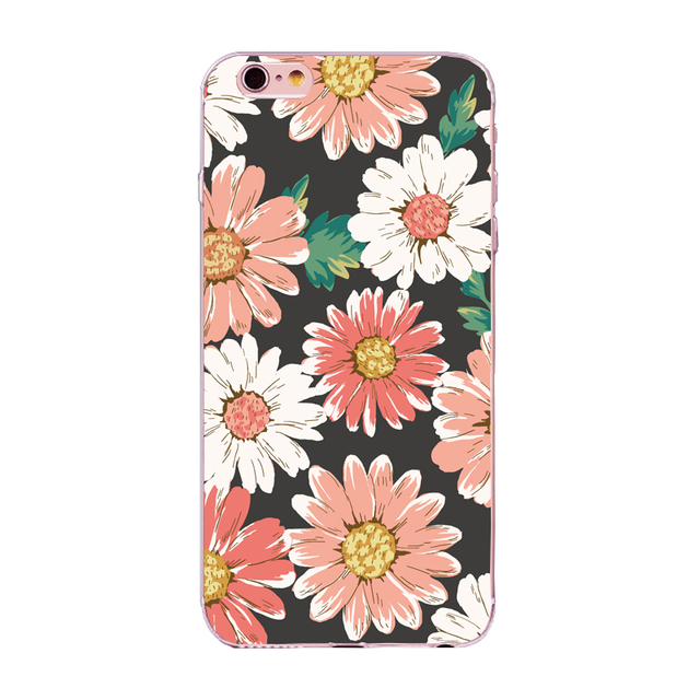 Colorful Design Silicone Phone Cases for All iPhone Mobiles