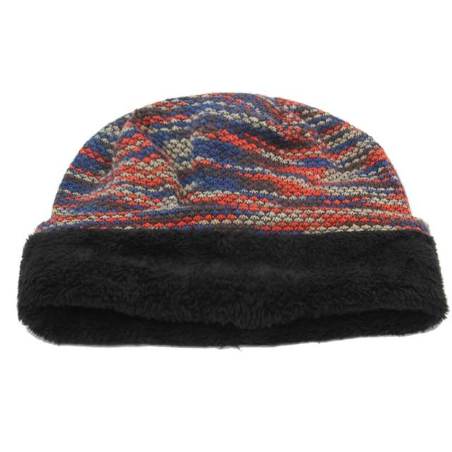 Knitted Winter Fashion Beanie 10