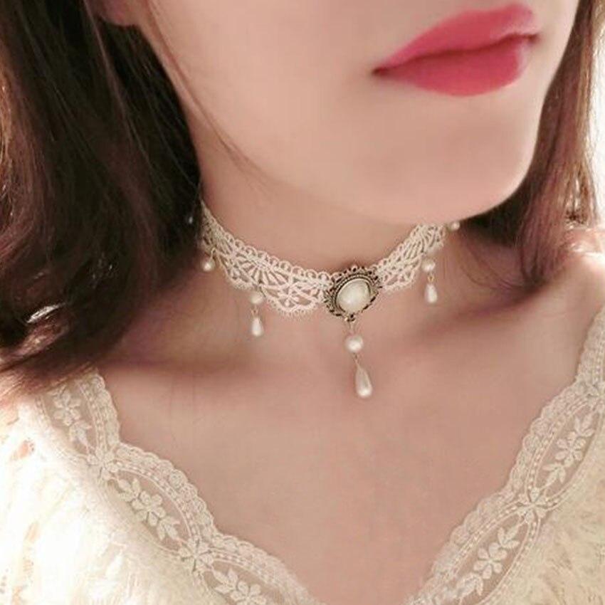 collier de cou femme