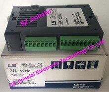 100% новое и оригинальное XBE-DC16A LS (lg) plc 16 точка DC24V вход