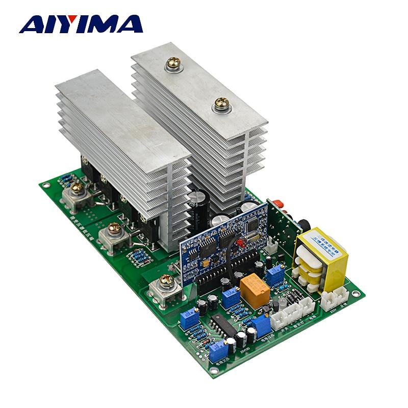 Aiyima 1Pc Pure Sine Wave Frequency Inverter Power Board 12V 24V 36V 48V 60V High-power
