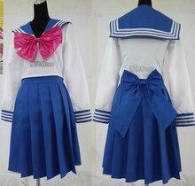Сейлор мун усаги цукино косплей костюм японский школьная форма мун усаги цукино лолита сейлор костюм бесплатная доставка