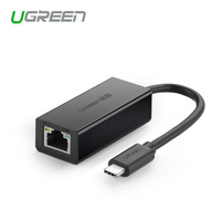 Ugreen USB 3 1 Type C 10 100Mbps Lan Adapter External USB To Ethernet High Speed