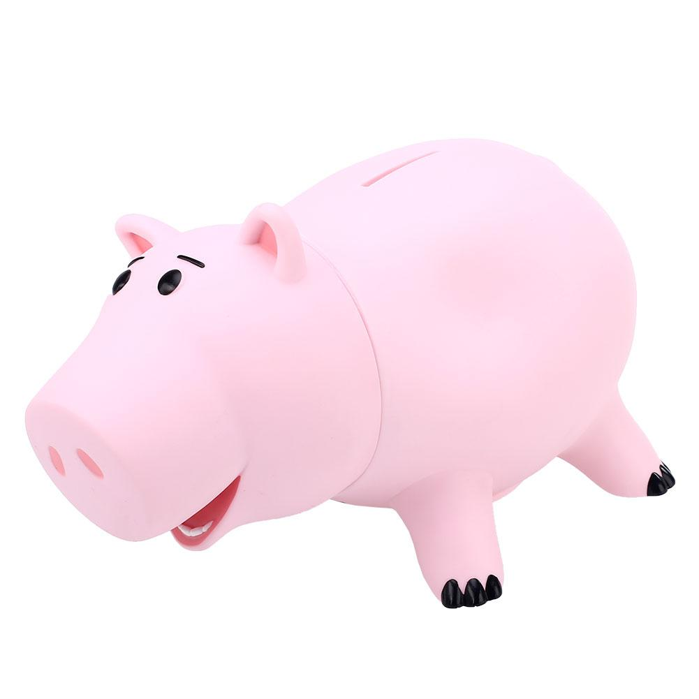 adorable Piggy Money Bank Box 1Pcs Hamm Pink Piggy Bank Money Saving Box Moneybox Christmas Gifts