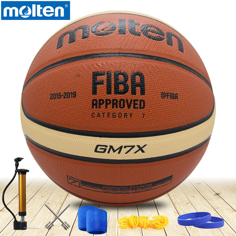 original basketball ball gm7x NEW Brand High Quality Genuine PU Material Official Size7 Basketball free shipping original molten basketball ball gp76 gq7xnew brand high quality genuine molten pu material official size7 basketball