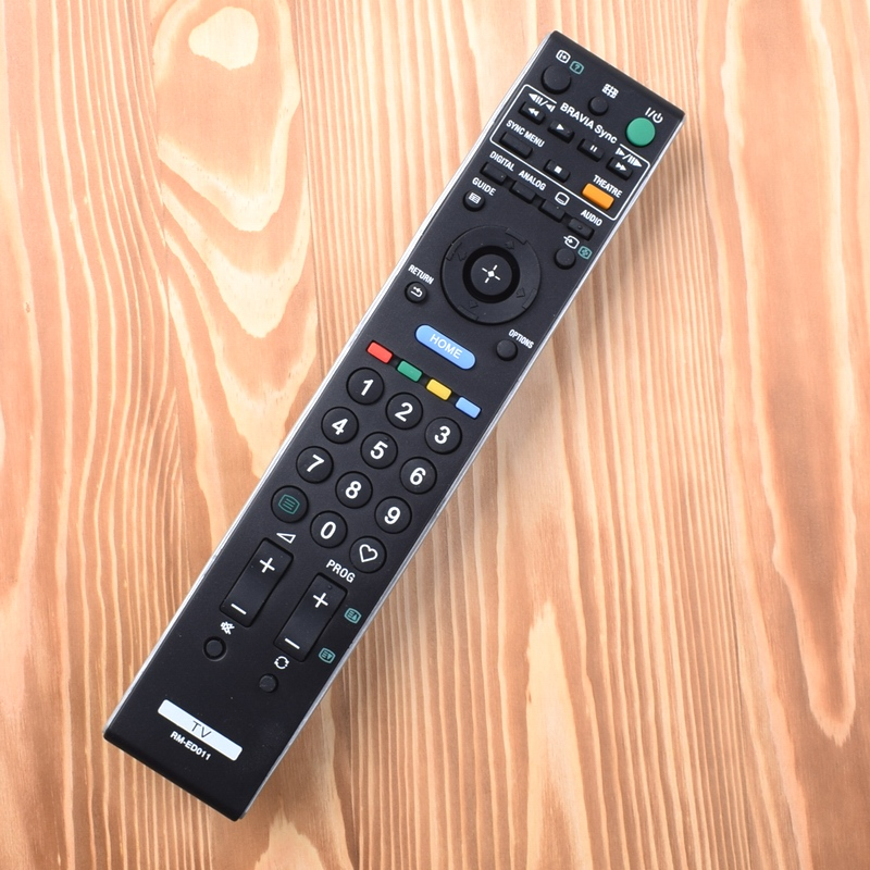 remote control for SONY Bravia TV RM-ED009 RM-ED011 rm-ed012 , universal RM ED011 controller for Sony smart LED LCD HD TV.