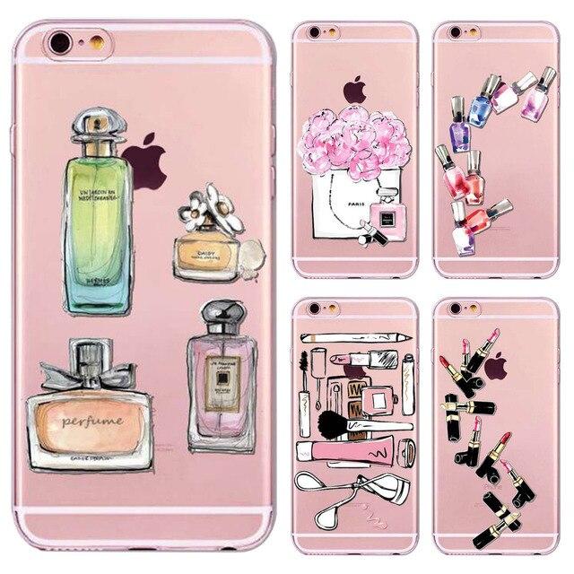 coque iphone 6 maquillage