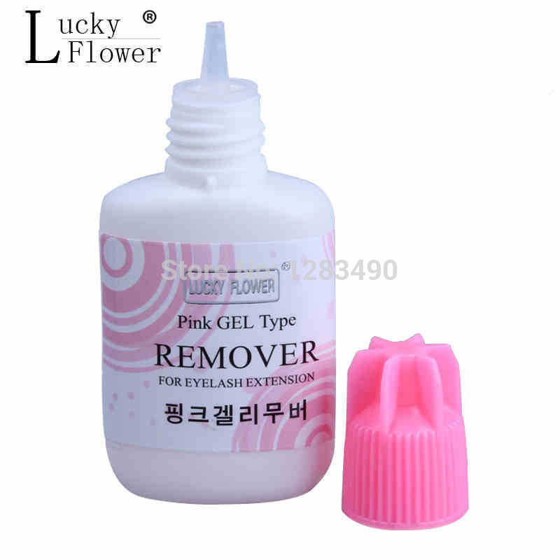 Eyelash Extension Glue Remover Gel type for lashes 15ml made in korea /Scent eyelash extension glue remover gel type for lashes 15ml made in korea scent