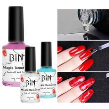 Magic Removing Manicure Glue Special Nail Polish Remover Bursting Removal Liquid
