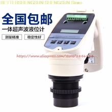 4-20MA integrated ultrasonic level meter  ultrasonic level meter  0-15M ultrasonic water level gauge DC24V level sensor купить недорого в Москве