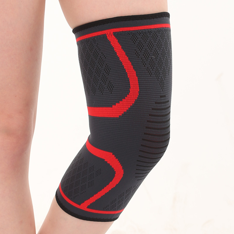 1Pc Compression Knee Brace Sleeve Support Running Gym Sports Joint Pain Relief