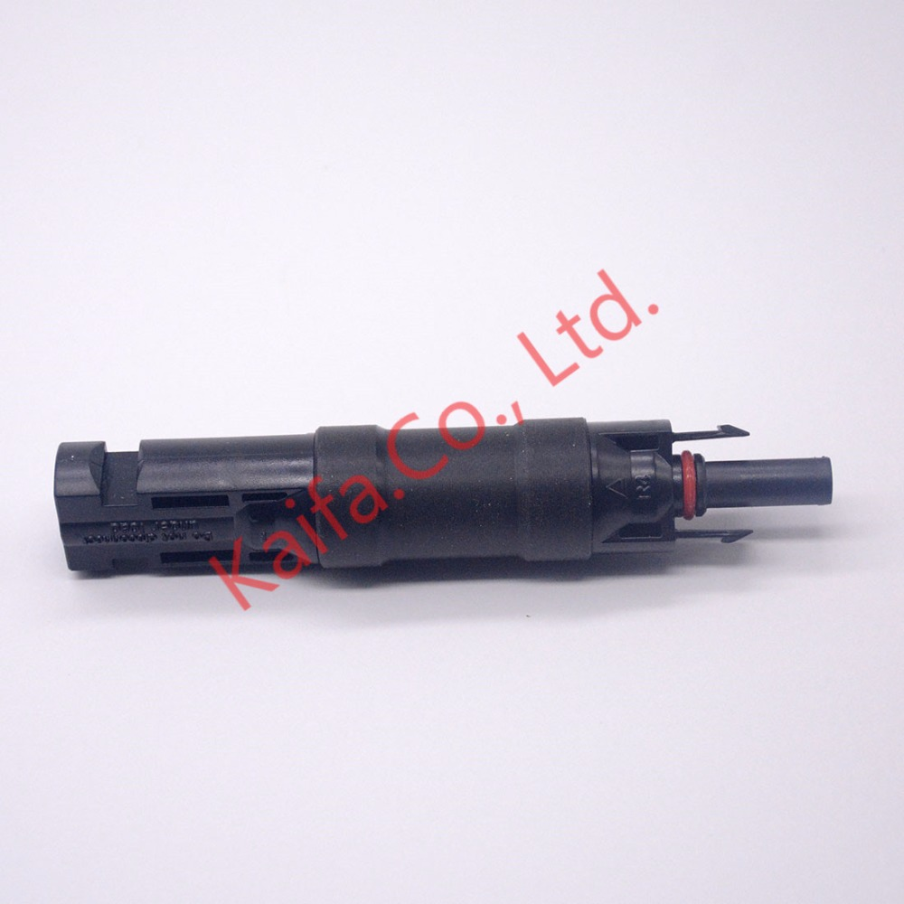 1 ps 15A  PV Photovoltaic Solar Diode Fuse Holder Protective MC4 Connector Fuse protection Waterproof anton camarota sustainability management in the solar photovoltaic industry