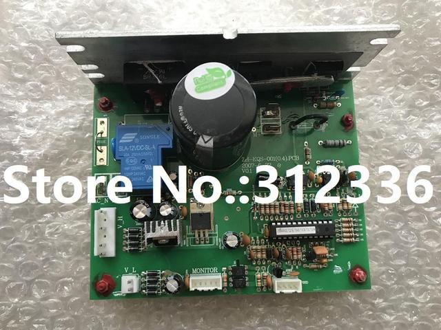 US $121 44 12% OFF|Aliexpress com : Buy Free Shipping ZH KQS 001(0 4) PCB  ZH KQS 001 Motor controller SHUA KUS optimal health treadmill circuit board