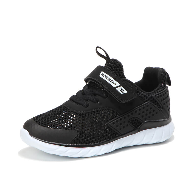 Brand 2018 Baby Sneakers Black Casual Breathable Mesh Toddler Girl Shoes Children Krasovki Sports Trainers Boy Shoes Kids