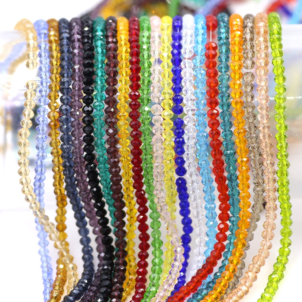 Craft Glass Beads Wholesale