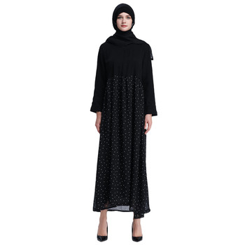 cb3ea7611968 Арабское женское платье, средние восточные мусульманские халаты, плюс  размер, ...
