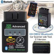 цены на VicTsing Car Detector obd2 Scanner Bluetooth Car Diagnostic Tool Code Reader OBDII Scanner Bluetooth OBD2 Scan Can-Bus f/ ELM327  в интернет-магазинах