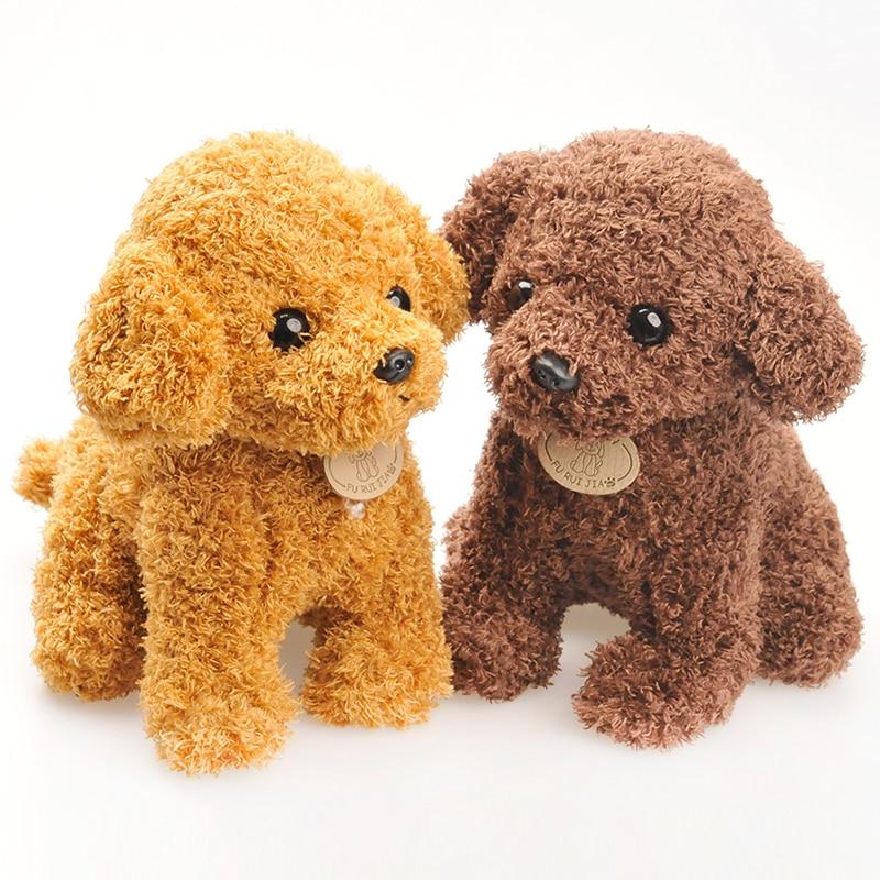 Stuffed e Plush Animais para as crianças presentes de Feature : Soft And Comfortable Kawaii Teddy Dog For Children