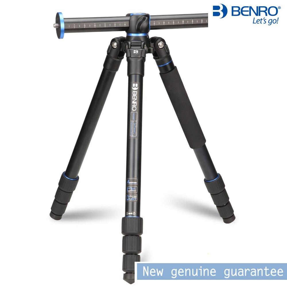 BENRO GA268T SystemGo En Aluminium Trépied Photographique Professionnel Portable Trépied Pour Appareil Photo REFLEX NUMÉRIQUE