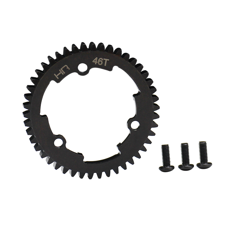 Hot Racing 46T 50T 52T 54T Tooth Hardened Steel M1 Middle Gear for Traxxas E-Revo ERevo 2.0 X-Maxx 6S 8S XO-1 цена 2017