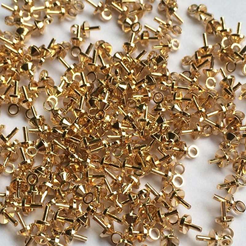 50 pçs/lote Barato Encantador Quente Ovinos Olhos Prego ouro/Prata Pingente de Contas Acessórios Acessórios Conector DIY Presente atacado
