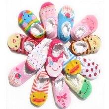 non-slip Newborn socks Boys girls socks room ankle Knee High Baby sock knot Children pantufa Infant Short Sock Child Ankle